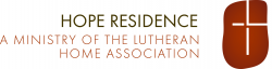 The Lutheran Home:  Hope Residence
