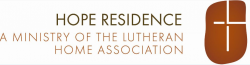 The Lutheran Home Association: Hope Residence